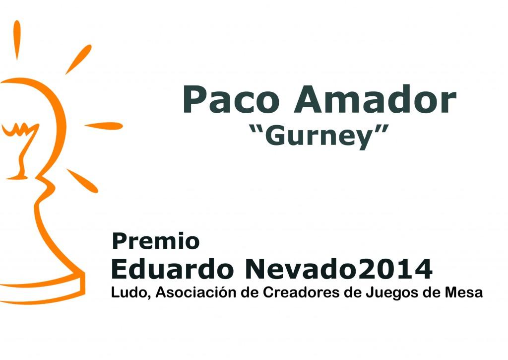Premio Eduardo Nevado